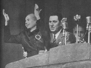 Peron Y Eva - Acto En Plaza De Mayo -17Oct1951