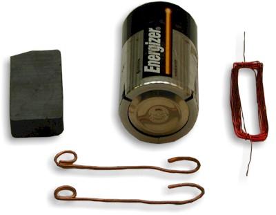 Electromagnet Homemade