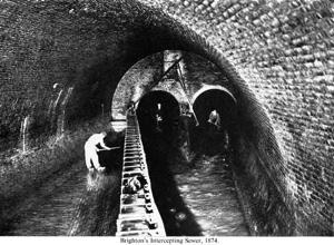 Bton Sewer