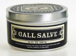 Gallsalve 14Oz