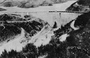 St Francis Dam