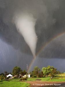 Tornado-Rainbow