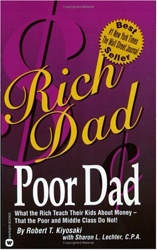 Rich Dad Poor Dad Cover