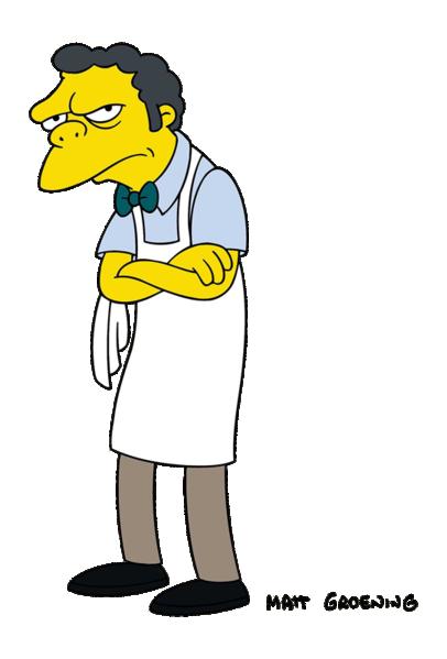 Los Simpsons Todos los Personajes Con sus Biografias Part 4