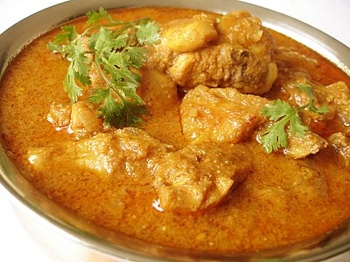 Spicy Chicken Masala Curry