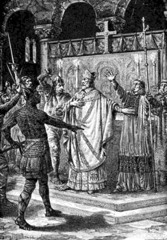 Thomas Becket Murder