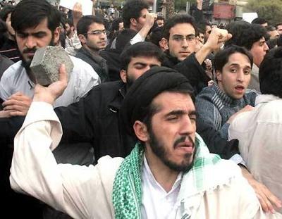 0 22 040107 Iran Protest