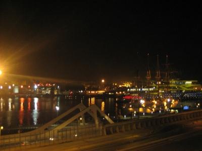 Port At Night 2