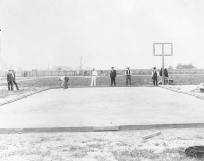 Roque Competition During 1904 Summer Olympics