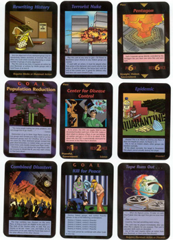 Illuminati-Cards
