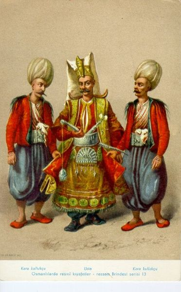 12 Most Impressive Medieval Soldiers - Listverse The Ottoman Empire Janissaries