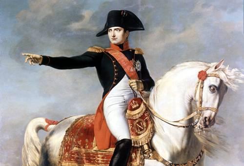 Napoleon Bonaparte adalah