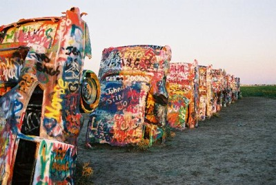 Cadillac-Ranch-Up-Close