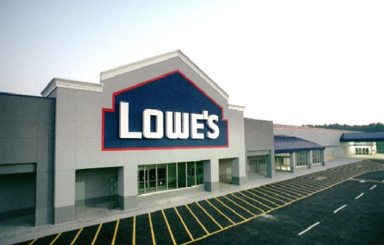 Are Lowes And Home Depot Opened