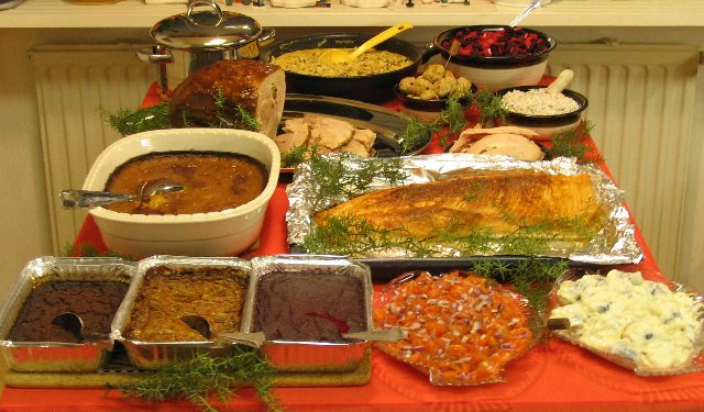 Non Traditional Christmas Dinner.Top 10 International Christmas Dinners Listverse