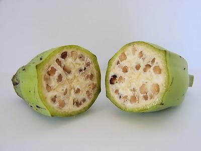 796Px-Inside A Wild-Type Banana