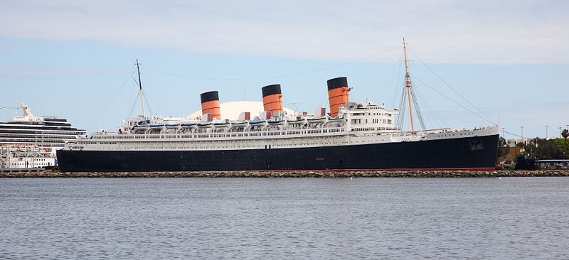 10 Great Atlantic Ocean Liners