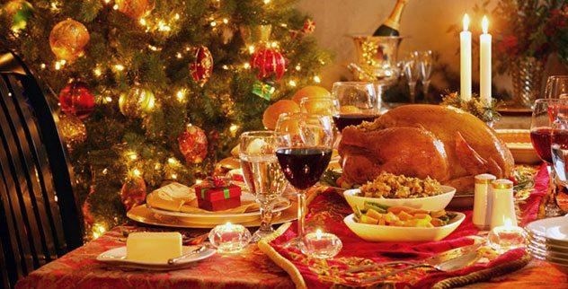Top 10 International Christmas Dinners