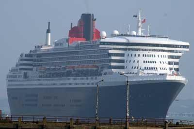Queen Marry 2 In Southampton
