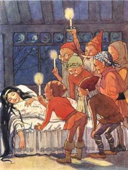 Snow White Tarrant