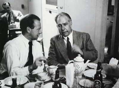 Werner Heisenberg Niels Bohr