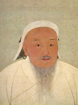 Ghengis Khan Smaller