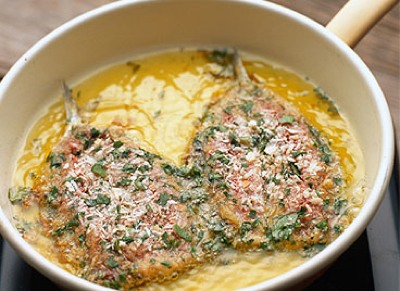 Fish In Frying Pan.Jpg