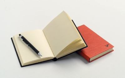 Quaderno A 112 Folgi In Formato A5 O A6   112 Page Blank Book In A5 And A6 Formats.Jpg