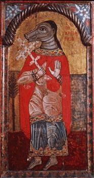 Saint Christopher Cynocephalus