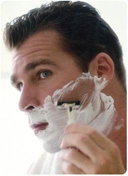 Shaving Face.Jpg
