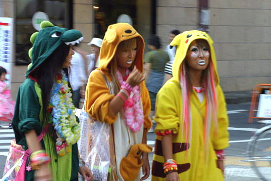 10 Unusual Japanese Fashions And Subcultures Listverse