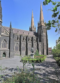 434Px-St Patrick's Cathedral, Irish Nationalist Leader Daniel O'connell Statue.Jpg