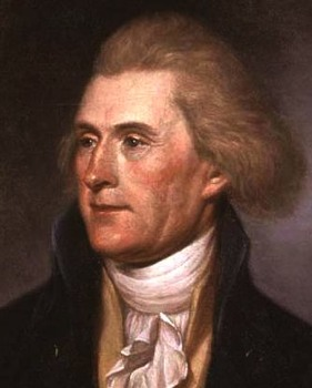 Thomas Jefferson By Charles Willson Peale 1791.Jpg