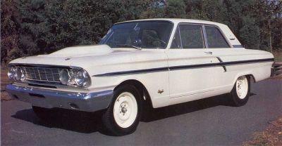 1964 Ford Thunderbolt