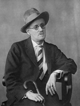 Bernice Abbott James Joyce 1926-1