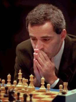 Garry Kimovich Kasparov 280360