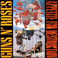 Guns And Roses - Appetite For Destruction 1