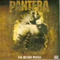 Pantera - Far Beyond Driven 1