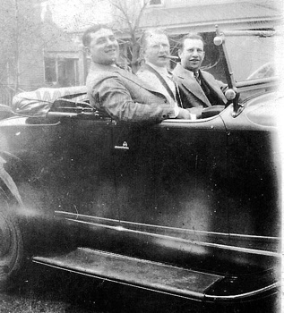 Pa Duryea 1930 Hantz Frank And Friends Vintage Car