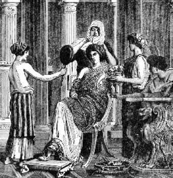 Roman-Women-Hair-Make-Up