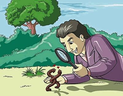 Zoo-Zooscopy-Worms-Man