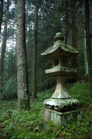 Mountain-Shrine-Lantern