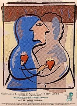 Organdonationposter