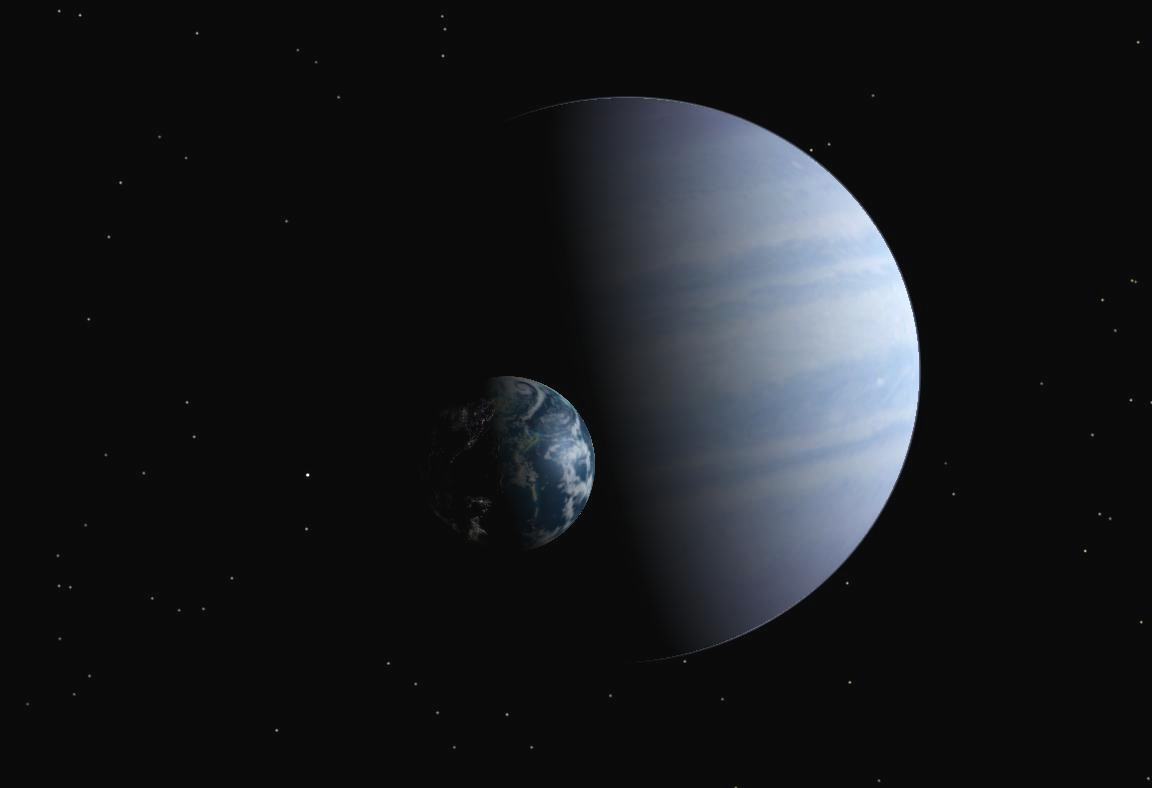 Up To Now We Have Been Talking Of A Few Noteworthy Gas Giants In Universe Hot Bloated But This Planet The First Super Earth Or Large