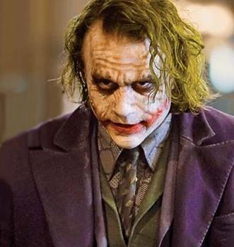 Heath Ledger As The Joker The Dark Knight Movie Image1