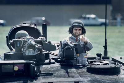 Dukakis-In-The-Tank