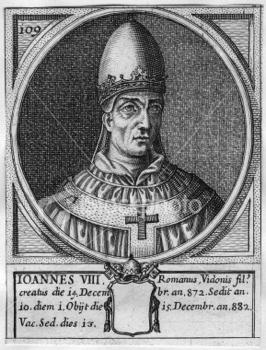 Ist2 4651662-Pope-John-Viii