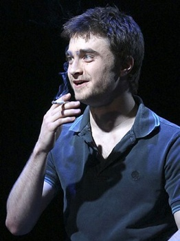 Daniel Radcliffe Harry Potter Smoking Equus Big 300X400 190308