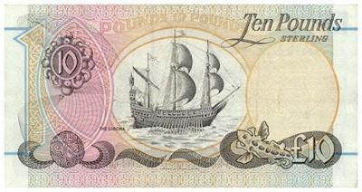 Girona-Banknote