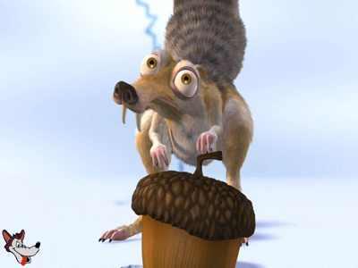 Ice-Age-Scrat-N-Nut